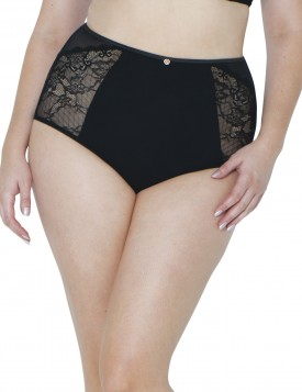 Трусы Scantilly Peek-A-Boo Lace Black